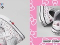 Hello Kitty Converse! New and EXCLUSIVE!