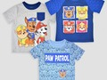 Target Clearance! Toddler 3pk PAW Patrol T-Shirt Set $8.99 (Was $19.98)