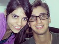 #friends. #university #glasses #smile. #igersvenezuela