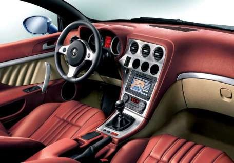 alfa romeo 159 interior redgage. Black Bedroom Furniture Sets. Home Design Ideas
