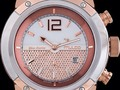 MULCO WATCHES SILICON STRAPBAND NÁCAR PANEL ROSEGOLD CASE #watches #mulco #collection