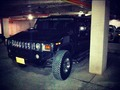 BOYTOYS #hummer #h2 #parking #instapic #iphonepicture