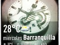 BUENOS DIAS #watch #watches #taghever #weather #instaweather #instaweatherpro #sky #outdoors #nature #instagood #photooftheday #instamood #picoftheday #instadaily #photo #ins #enmicolombia #picture #pic @instaplaceapp #place #earth #world #barranquilla #colombia #day #morning #skypainters #instatime