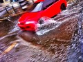 ARROYOS DE BARRANQUILLA #raining #barranquilla #colombia #arroyos #water #street #cars #city #day #chevy #reportedelluvia