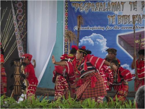 Matigsalug Manobo Tribal Dance 1 | RedGage