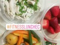 Fitness Lunch de viernes!!!!. . . . #lunch #ejecutivo #saludable#fatfree #instadaily #ig #instagood #foodie #FOODSTYLING #IGERS #INSTAGRAMMERS #INSTALIKE #FITNESSLIFESTYLE #BEFIT #FITNESSLUNCHEC #BALANCE #NUTRITION #IGFOOD #FOODCOMA #FOODSTYLING#PLATE