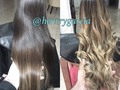let your hair speak for you👑 . . . Para Citas  Email: henrrygarcia6@hotmail.com Solo WhatsApp: 8297726948 . . . #republicadominicana #bondangel #olaplex #balayage #haircolor #beforeandafter #hair #hair2018
