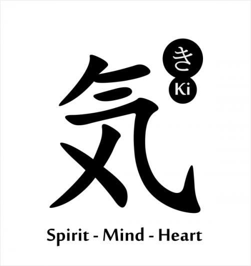 Japanese kanji ki redgage