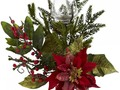 Poinsettia Candleabrum 4951  Price: $59.99 Poinsettia Candleabrum 4951 Poinsettia Candleabrum 4951 . Here's an exceptional take on the traditional candelabrum centerpiece - a poinsettia…  Link: