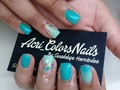 #acri_gliters #acri_colorsnails #acri_colors #acri_colors número 78 y 79 bylupita