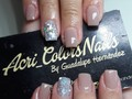 #acri_glitters #acri_colors #acri_colorsnails By Acricolors Nails sector Udeo tono 8