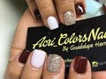 #acri_glitters #acri_colors #acri_colorsnails #acri_colorsgel By Acricolors Nails sector Udeo