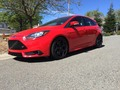 New stance #eibach #ford #focusst #fordfocus