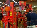 World's largest Reese's display unveiled at Knoxville supermarket