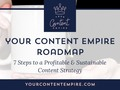 7 Steps to a Profitable & Sustainable Content Strategy from ContentEmpires #marketing