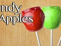 Healthy Candy Apple Treats For Halloween