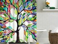 Top Tree Of Life Shower Curtains - Bathroom Decor