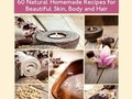 DIY Natural Health Products As Holidays Gifts