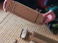 Kid won't take no for an answer: Builds a Nintendo Switch out of cardboard