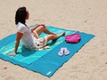 This sand-free mat will put an end to your gritty beach trips