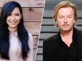 Naya Rivera & David Spade Are A Thing Now