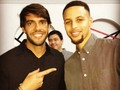 Mucha magia en una foto #suitupmedellin #Real #kaka #curry #ídolo #respeto #fútbol #basketball #nba #mls #Repost @stephencurry30 with @repostapp ・・・ When you run into the man, the myth, the legend @KAKA it must be a great night