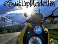 👀🐥 #SuitUpMedellin Aportes al #Direct 🔥 #yamaha #yamahanation #perfectshot #goodshot #photooftheday #photoofday #perfectday #moped #bws #bwsx #lamejoryamaha #yamahabws #sun #sol #paisaje #gopro #iphone #sunny #shinny #beauti #perfect #fresh #dope #style #like #like4like #follow #dopepics