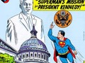 Superman's cleared to enter the Oval Office