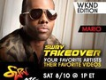 Souls!! I'll be on SWRV Takeover tomorrow 8/10…