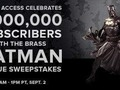 # DCCollectibles is giving away a $5,000 brass…