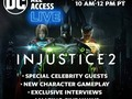 Injustice 2 is almost here, and # DCAllAccess…