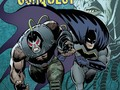 Bane and Batman have teamed up in this preview of…