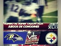 TD, pase de Flacco a T. Smith // 3Q @nflmx: @Ravens 20-9 @Steelers