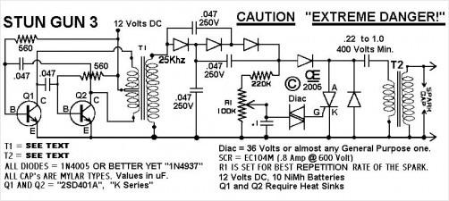 Enjoyable Recomended Stun Gun Circuit Diagram Redgage Wiring 101 Breceaxxcnl